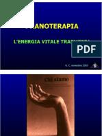 Pranoterapia Enegia Vitale
