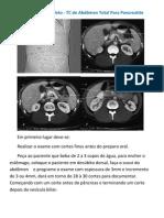 Artigo de TC - Pancreatite