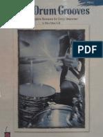 Steve Mansfield - 1001 Drum Grooves