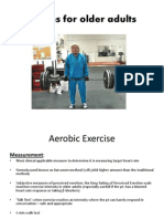 Exercises for Older Adults-2