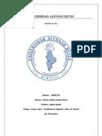 Derecho Ensayo Certif Deposito y Bono de Prenda