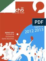 Catalogo 2012 2013 Patacho Tenisdemesa