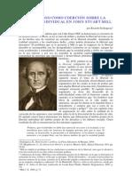 El Dominio Como Coercic3b3n Sobre La Libertad Individual en John Stuart Mill