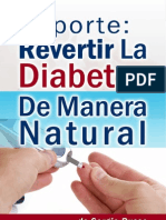 Revertir La Diabetes de Manera Natural (Reporte) [-] Sergio Russo