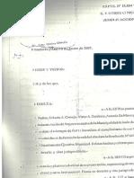Carballo - Municipalidad de Junín - Amparo - Plazo de caducidad - Reinstalación de empleado público despedido