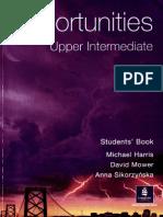 LONGMAN Opportunities Upper-Intermediate Student's.book