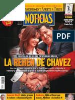 La rehén de Chávez