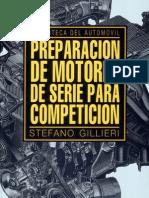 Preparacion de Motores de Serie para Competición - Stefano Gillieri.pdf