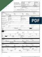 David Medina Sr. arrest report