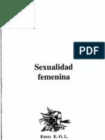 Psicologia Sexualidad Femenina - Psicoanalisis Desde Lacan