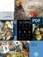 Global Food Loss and Food Waste