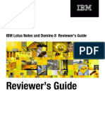 Lotus Notes Domino 8 Reviewers Guide
