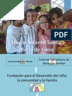 Presentación hogar infantil santa rosa de lima