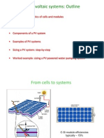 PV Systems
