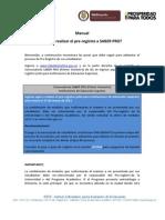 Manual Preregistro Saber Pro Programas Academicos