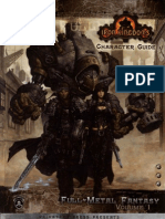 Character Guide (Rules Sourcebook)