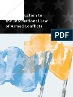 An Introduction to the International Law of Armed Conflicts - Robert Kolb and Richard Hyde