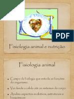 Fisiologia e Nutricao