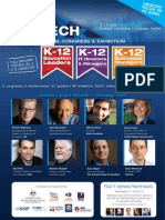 EduTECH K-12 2013 Brochure