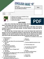 Narrative Text Sem-2 Paket A