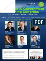 EduTECH 2013 Corporate & Government Learning Brochure