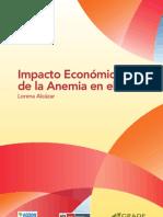 Impacto Economico de La Anemia en El Peru GRADE ACH 2013