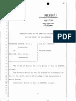 AEG Order Motion to Seal 2/27/2013