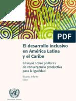 Desarrollo Inclusivo en America Latina 2011[1]