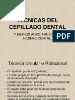 Tecnicas Del Cepillado Dental[1]
