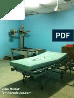Hospitais de Cuba