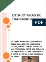 Estructuras de Transicion