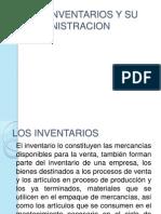 2.- Los Inventarios y Su Administracion