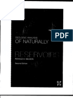 Geologic Analyis of Naturally Fractured Reservoirs Nelson