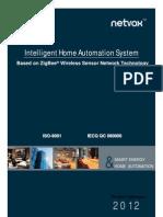 Netvox Catalog(English Version) 20120903