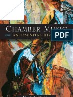 Chamber Music_ an Essential History - Mark a. Radice