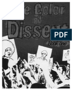 Selections from The Color of Dissent Coloring Book
