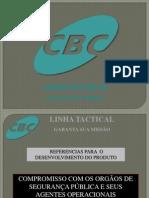 Balística terminal - TAE - CBC