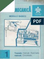 01 - Trazado Manual, Aserrado Manual, Cincelado