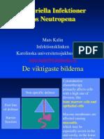 484_bakteriella Infektioner Hos Neutropena m Kalin