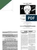 Alien Digest Vol 1 of 4