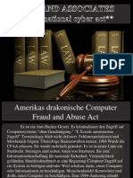 hass and associates international cyber act, Amerikas drakonische Computer Fraud and Abuse Act