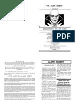 Alien Digest Vol 3 of 4