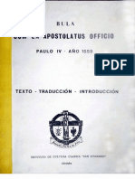 Bula Paulo IV