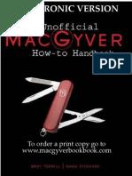 Macgyver Handbook