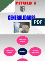 Generalidades I