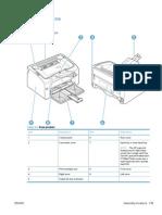 HP p1102 Parts
