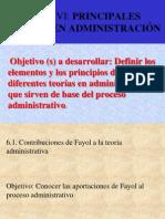 Principales Teorias de la Administracion.pptx