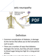 Diabetic Neuropathy (1)