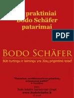 "Bodo schäfer kelias į finansinę laisvę skaityti, ""Kelias į finansinę laisvę"" kartu su Bodo Schaefer"