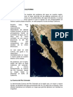 Agua en Baja California